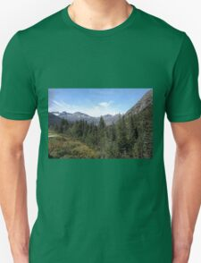Alaska, USA. The White Pass and Yukon Route T-Shirt
