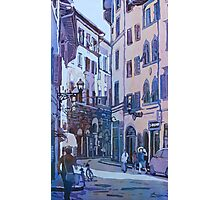 July in Florence Photographic Print