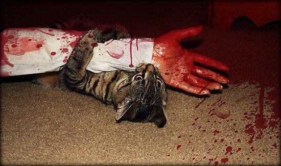 Blood Bath In Paradise by jodi payne