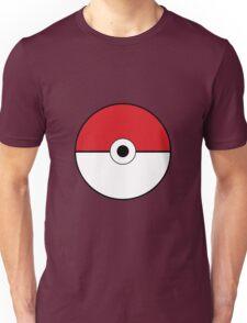 Pokemon pokeball design tshirt Unisex T-Shirt