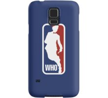 WHO Sport No.11 Samsung Galaxy Case/Skin
