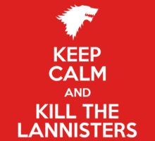 Kill the Lannisters by xarispa