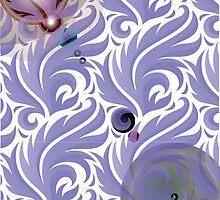 Purple Flare by JoeyButterfly