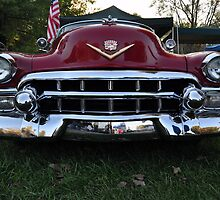 Old Cadillac by mltrue