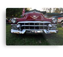 Old Cadillac Metal Print