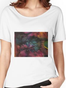 Abstract 1051 Women's Relaxed Fit T-Shirt
