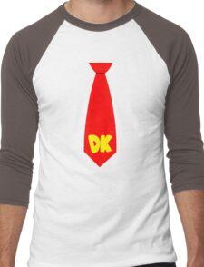 DK Tie Men's Baseball ¾ T-Shirt