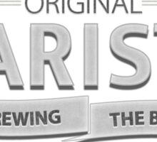 Original Barista Sticker