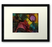Abstract 1054 Framed Print