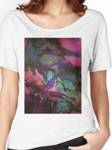 Abstract 1067 Women's Relaxed Fit T-Shirt