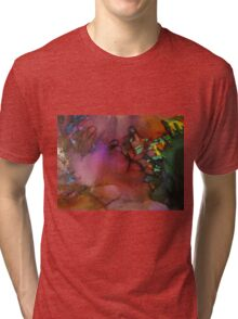 Abstract 1069 Tri-blend T-Shirt