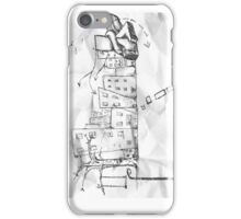 Doodled City iPhone Case/Skin