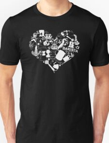 Barista Love T-Shirt