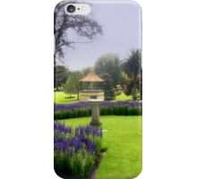 Botanical Gardens iPhone Case/Skin