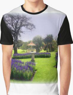 Botanical Gardens Graphic T-Shirt