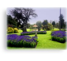 Botanical Gardens Canvas Print