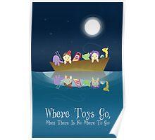 Where Toys Go! Poster