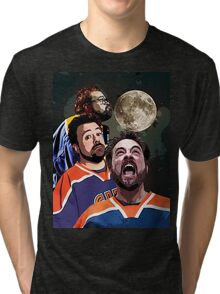 Kevin Smith - Wolf Howl Tri-blend T-Shirt