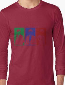 Sherlock, Doctor, Potter Long Sleeve T-Shirt