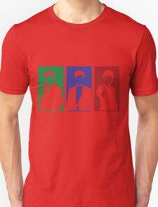 Sherlock, Doctor, Potter Unisex T-Shirt