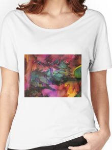 Abstract 1082 Women's Relaxed Fit T-Shirt