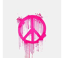 Banksy World Peace Photographic Print