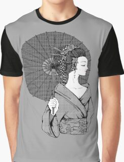 Vecta Geisha Graphic T-Shirt