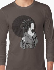 Vecta Geisha Long Sleeve T-Shirt