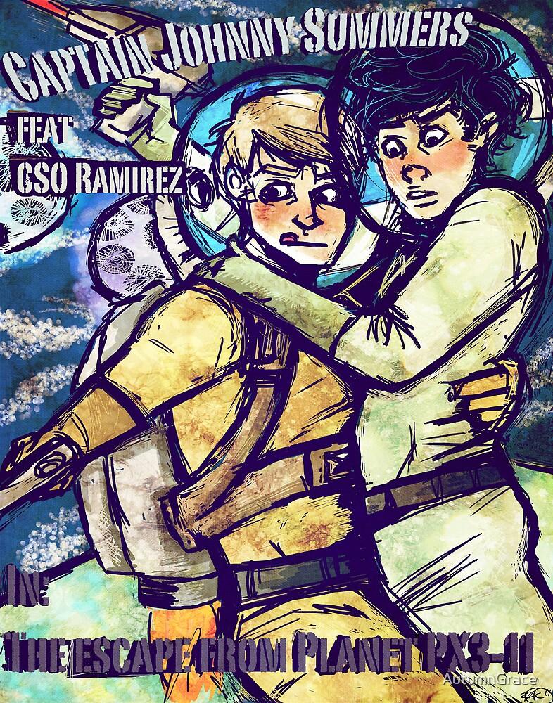 Space Boyfriends by AutumnGrace