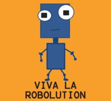Viva La Robolution by BeeBoo