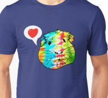 guinea pigs in the sky with diamonds Unisex T-Shirt