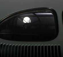 VW Beetle Top Chop 1954 by Stefan Bau