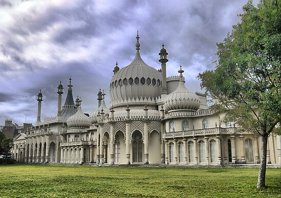 The Pavilion (4) by cullodenmist