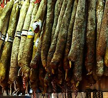 Spanish Sausages by photoshot44