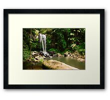 Tranquil Peace Framed Print