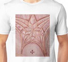 Cloister domes. Jeronimos Monastery Unisex T-Shirt