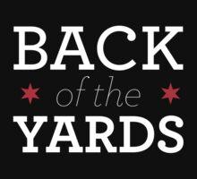 Back of the Yards Neighborhood Tee (Dark) by Chicago Tee