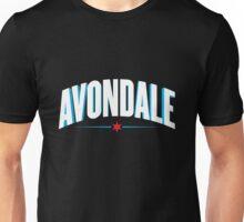 Avondale Neighborhood Tee (Dark) Unisex T-Shirt