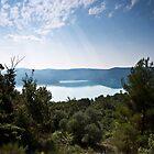 Lac Du Ste Croix by Jim Hellier