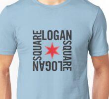 Logan Square Neighborhood Tee Unisex T-Shirt