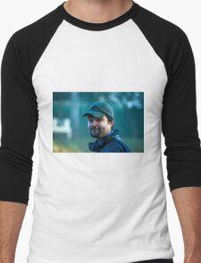 K 17 Men's Baseball ¾ T-Shirt