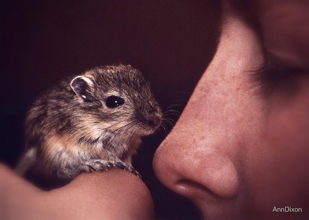 Little Cutie - Fiver & Gareth by AnnDixon