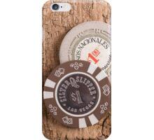 Casino Poker Chips iPhone Case/Skin