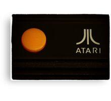 I am Atari #1 Canvas Print
