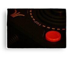 I am Atari #2 Canvas Print