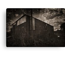 Hiding Place Canvas Print