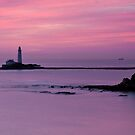 Sunrise at St Mary's by Harry Purves