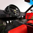 Ferrari F 40 LM Michelotto by Stefan Bau