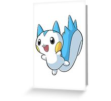 Pachirisu_Pokemon_Ranger_Guardian Greeting Card