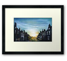 West End 2011 Framed Print